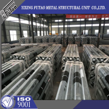 OEM China High quality for Galvanized Steel Pole Octagonal Galvanized utility steel pole export to Venezuela Manufacturer