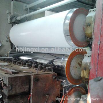 Folhas de PVC de alta resistência ao impacto