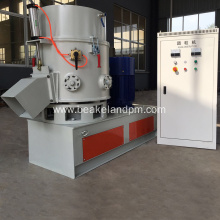 Plastic film agglomerator machine