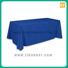 Couverture de table de tissu de table de salon