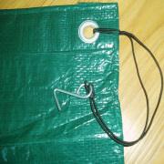 Tarp Cover Rope Hooks