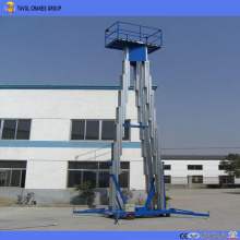 Three Mast Aluminum Alloy Manlift