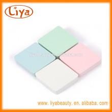 Liya multi couleur Cosmétique maquillage bouffée d'éponge pour utilisation de visage