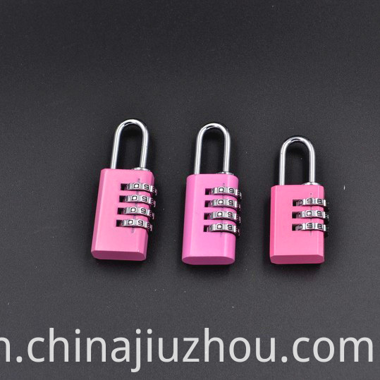 Colorful Digital Combination Lock
