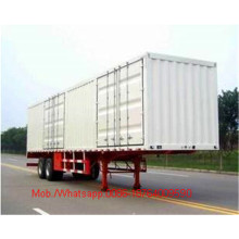 3 Axle Container Cargo Lorry Trailer