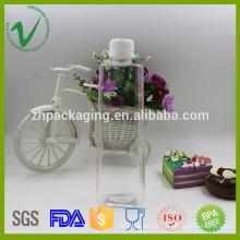 500ml descartáveis descartáveis PET vazio molho de soja garrafas de plástico para venda