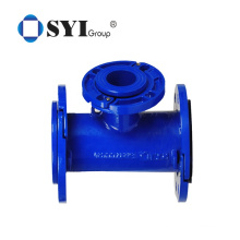 Ductile Iron Loosing Bend Dismantling Joint Flanged Pipe Fitting