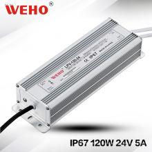 Лпв-120-24 внешний 24В постоянного тока светодиодный драйвер