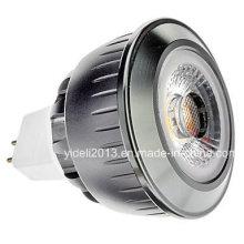 MR16 5W COB 350-400lm 2700-3500k Lampe à LED Hot Light (12V)