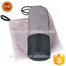 Esporte absorvente do suor de alta qualidade de Microfiber / toalhas do Gym com bolso