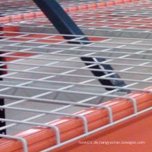 China geschweißte Stahldraht Mesh Racking Deck