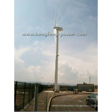 sell aerogenerator 100KW Permanent magnetic synchronous style