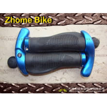 Bicycle Parts/Bike Parts/Rubber Grips PVC Grips Lock-on Grips with Bar End