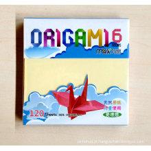 Tamanho 105 * 105mm Origami Paper