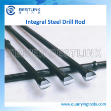Factory Price Hard Rock Drilling Integral Bar Rod for Mining