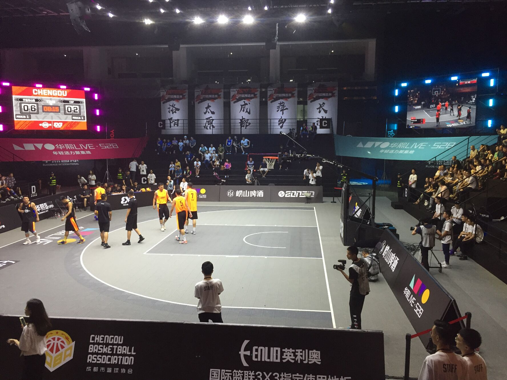 street basketball court flooring tiles