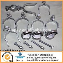 Lot de 14 pièces Stephens Pipe & Steel Chain Link Fences Quincaillerie