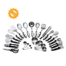 2019 best seller black kitchen utensils kitchen accessories