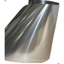 Tungsteno/tira de la hoja en la fuente de luz eléctrica y tubo de electrón