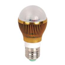 Aluminio o Cristal Bombilla LED RGB Controlador Epistar Cree Chips