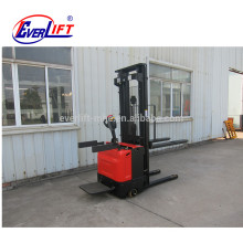 2.5Ton 1600mm Electric Stacker with heavy duty design