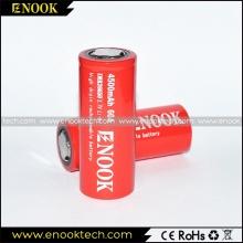 Ursprünglicher heißer Verkauf Enook 26650 60A Batterie