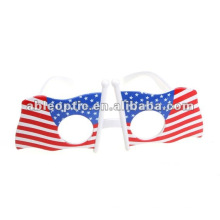 2016 lovely fashion christmas national flag party sunglasses nouveauté