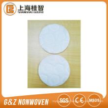 Wholesale sopros de algodão facial sopro macio dos desenhos animados não tecido cosmético almofadas de algodão