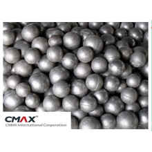 Cmax Top Rank High Carbon Forged Grinding Ball for Mining Millinggrinding Ball for Gold Mine for Cement Plant