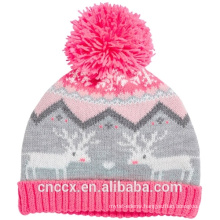 15STC5302 knit christmas hat