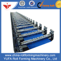 High-end Machine Menghasilkan Roof Single Layer Plate