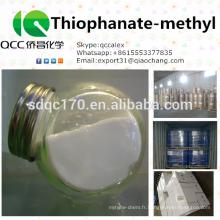 Thiophanate-méthyle 97% TC, 70% WDG, 70% WP, 50% WP, 500 g / l SC CAS: 23564-05-8