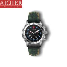 Klassieke stijlvolle waterdichte Quartz militaire horloges