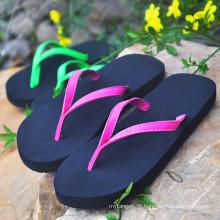 Falhanços de aleta, homens novos do lazer do verão / chinelos internos das sandálias do deslizador das mulheres