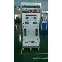 Dispensador de combustível Zcheng com 4 bocais