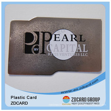 Metallkarte Plastikkarte PVC-Karte