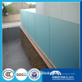 curtain wall SGCC certificated Tempered Glass