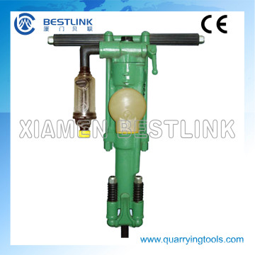 Pneumatic Hand-Held Small Hole Drilling Jack Hammer for Quarrying