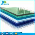 UV reflectante venta al por mayor 4mm lexan policarbonato honeycomb hoja precio