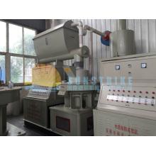 Máquina de venta caliente para hacer pellets de madera / molino de pellets de biomasa