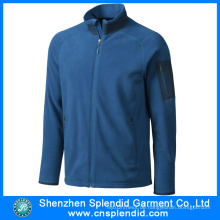China Hersteller Custom Design Mann Fleece Jacke
