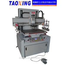 china manufacture sale directly TX-4080ST flat vertical Screen Printing Machine