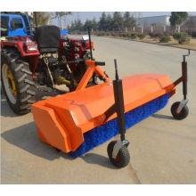 Traktor 3 Punkt Hitch Nylon Bürstenbatterie Swivel Sweeper