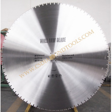 diamond wall saw blade, diamond blade for cutting concrete