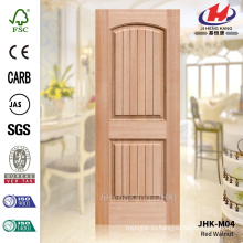 JHK-S01 Оконные дверные панели Okoume Deep 12MM MDF Okuma Популярная модель Vast, используемая во внутренних помещениях