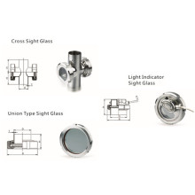 Sanitary Stainless Steel Sight Glass