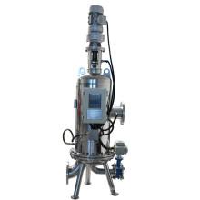 Edelstahl-Selbstreinigungs-automatischer Wasser-Sieb