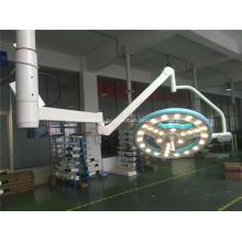 2017 nuevo modelo hueco led lámpara de cirugía