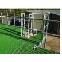Стеклопластиковые формованные решетки 50X50X50mm гладкая поверхность