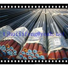 Tuyau revêtu de polyéthylène 108